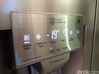 LG Hadirkan Kulkas Pintu Berlapisnya ke Indonesia
