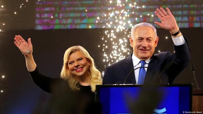 Aliansi Partai Kubu Netanyahu Rebut Mayoritas di Parlemen Israel