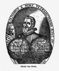 Olivier van Noort, penjelajah dari Belanda yang pertama tiba di Pulau Mocha (iStock)