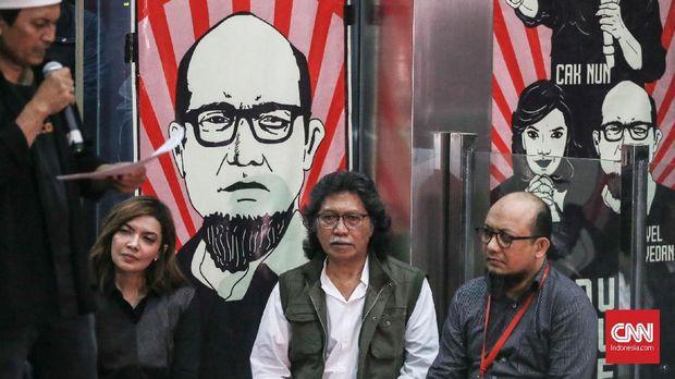 Tim Gabungan Novel: Kami Tak Kerja untuk Jokowi atau Prabowo