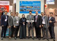 Pertama Kali, Indonesia Ikut Pameran Industri Dirgantara Jerman