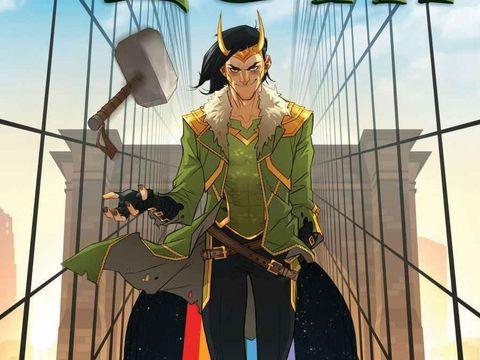 Komik 'Loki'