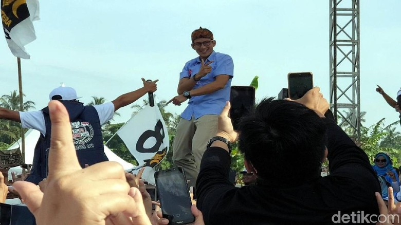 Soal Bowo Sidik, Sandiaga: Uang Rakyat Jangan Dikorupsi Beli Suara