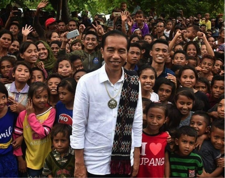 Jokowi Pasti Menang di Kupang