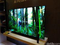LG Rilis Duet Televisi Premium Pakai Kecerdasan Buatan