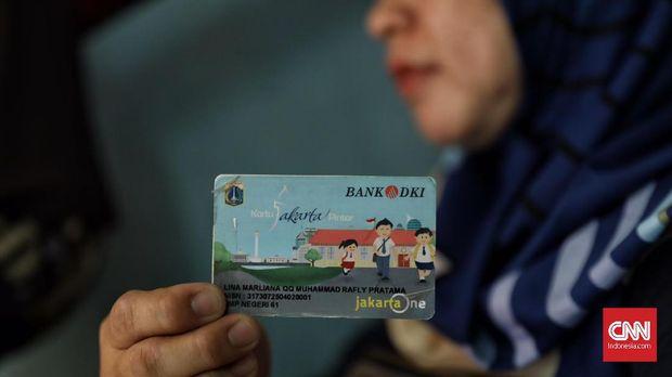 Kartu Jakarta Pintar (KJP) jadi salah satu temuan BPK di DKI, karena dananya masih ada di rekening penampung dan belum dimanfaatkan penerima bantuan.
