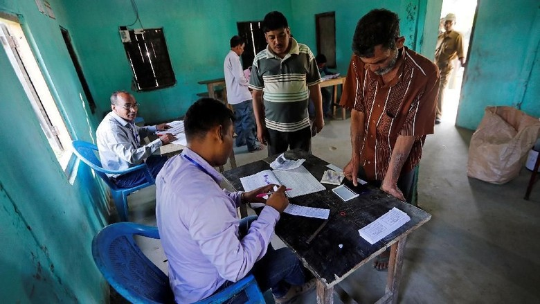 Potret Pemilu di India, Pemilu Terbesar di Dunia!