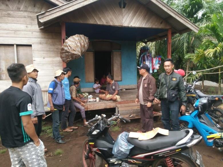 Harimau Masuk Kampung di Pelalawan Riau, BBKSDA Pasang Kamera Trap