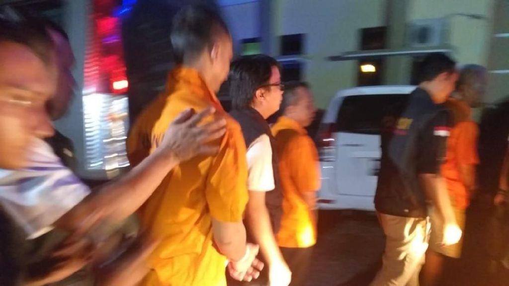 6 Tersangka Kasus Pengaturan Skor Kini Mendekam di Tahanan Polres Banjarnegara