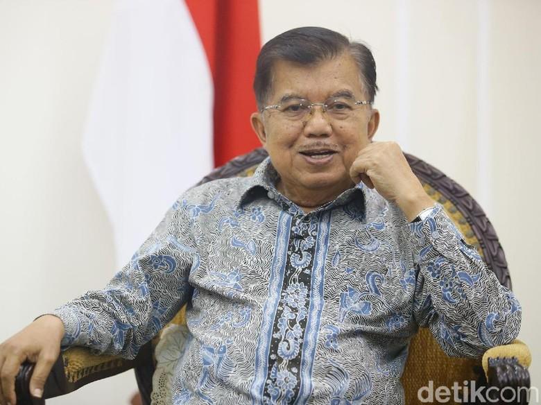 Wapres JK Yakin Pleno Rekapitulasi Pemilu 22 Mei Aman