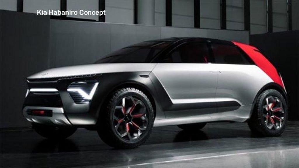 Mobil Konsep Kia Berbekal Crossover
