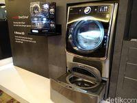 Mesin Cuci Pintar LG Juga Masuk Indonesia, Keunggulannya?