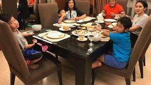 Sayang Keluarga! 5 Politisi Ini Sering Makan Bareng Keluarga