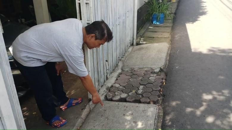 Ini Ciri-ciri Perampok di Tebet yang Beraksi di Siang Bolong