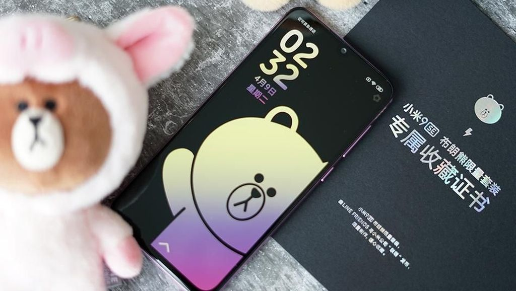 Xiaomi Mi 9 Edisi Brown yang Gahar tapi Imut