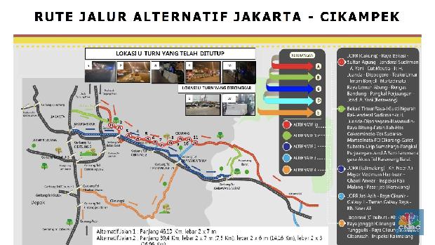 Tol Layang Jakarta-Cikampek Belum Tuntas, Bagaimana Mudik?