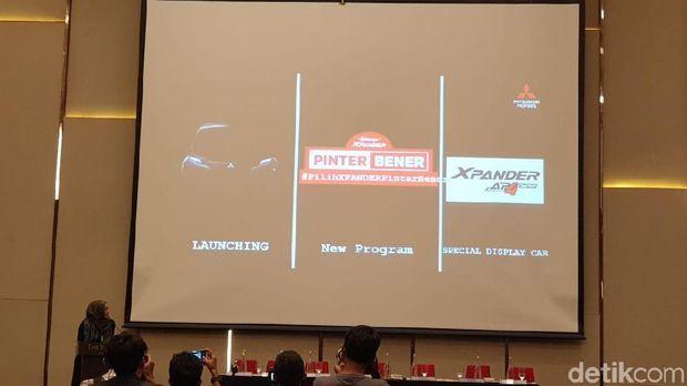 Siluet mobil baru Mitsubishi