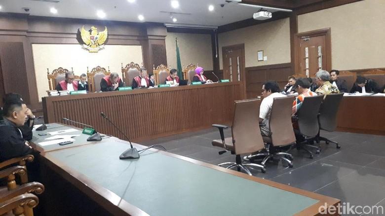 Direktur CV CLM Didakwa Suap Hakim PN Jaksel Rp 620 Juta