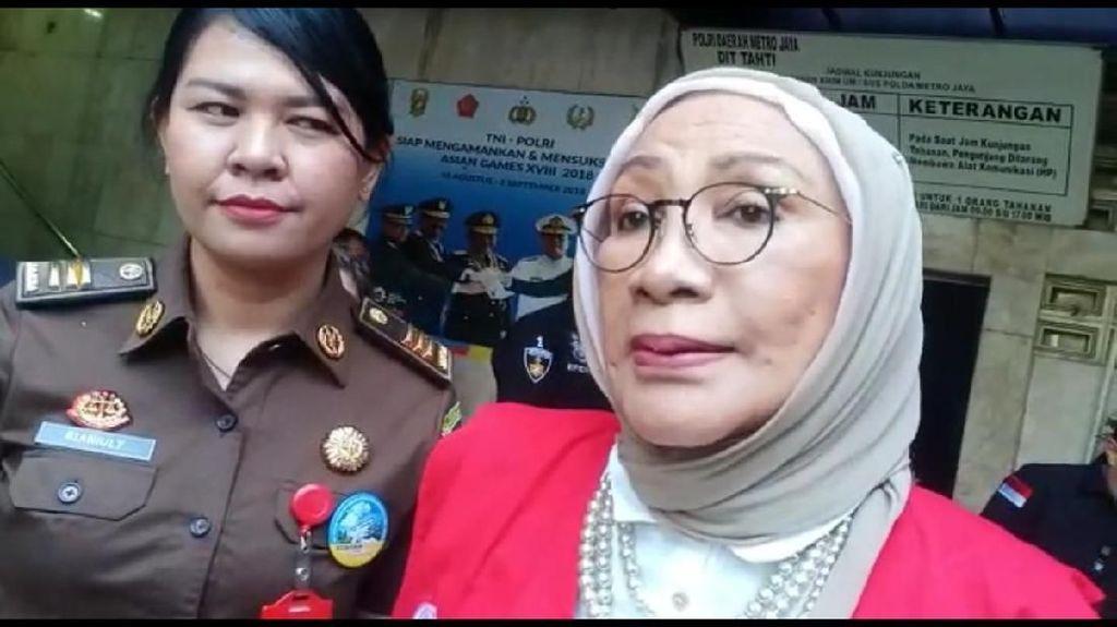 Ratna Senang Dahnil Jadi Saksi: Dia Orang Baik Kok