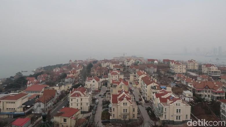 Suasana Kota Qingdao (Bonauli/detikcom)