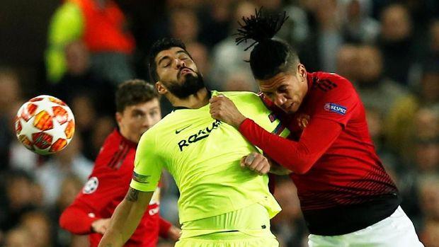 Man United butuh keajaiban untuk lolos ke semifinal Liga Champions.