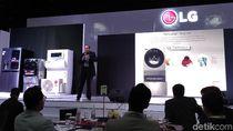 LG Bawa Mesin Cuci Pintar ke Indonesia, Keunggulannya?