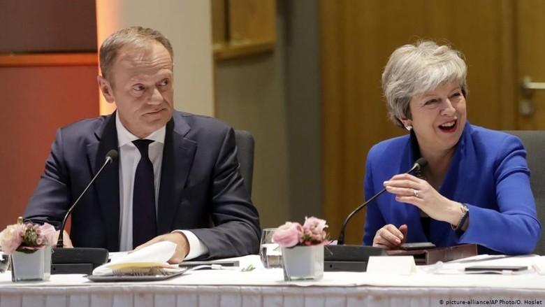 Uni Eropa dan Inggris Setuju Tunda Lagi Brexit Sampai Akhir Oktober