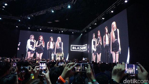 BLACKPINK Jadi Saksi Kelahiran Galaxy A70 dan A80