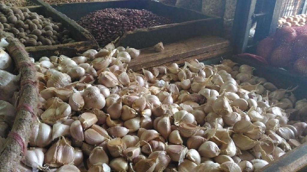 Kementan Sebut Harga Bawang Putih Turun Jadi Rp 30.000/Kg