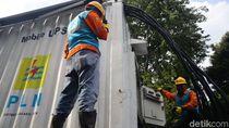 PLN: Pemadaman di Jaksel terkait Ledakan Kabel di Panglima Polim Hoax