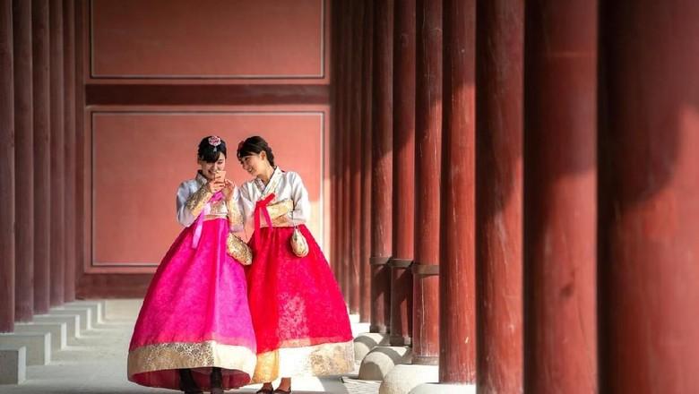 Ilustrasi Wisata Korea