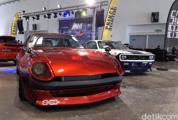 Tercatat, ada 120 mobil modifikasi terbaik di Malaysia sudah mejeng di Malaysia Autoshow 2019 di MAEPS Serdang. Ruly Kurniawan/detikcom.