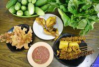Nasi Dulang Rahmawati.