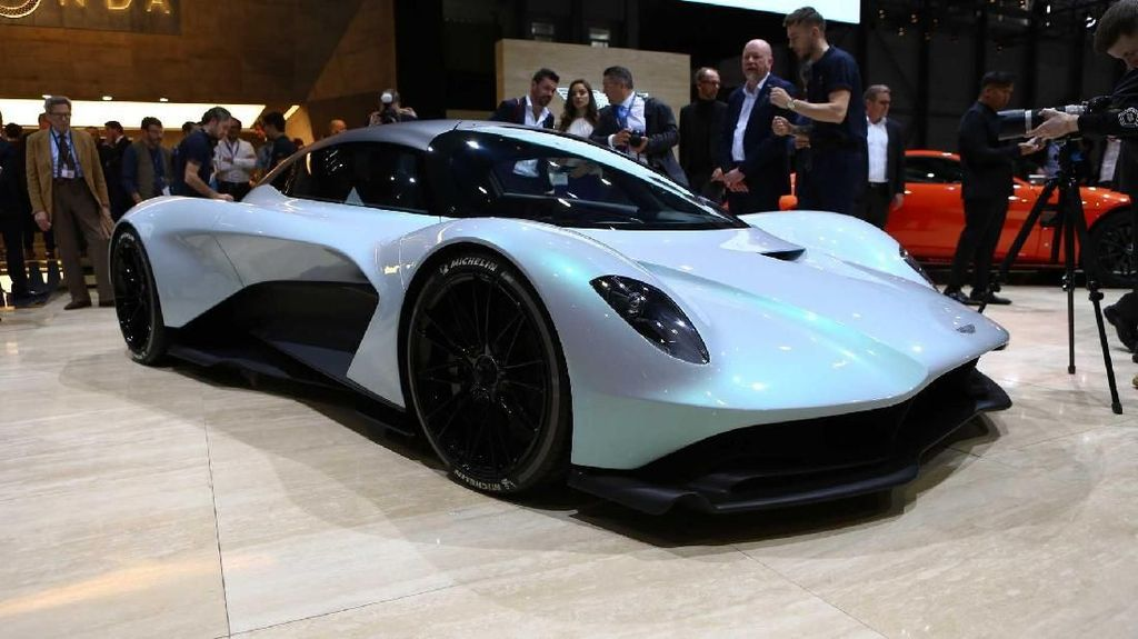 Aston Martin Beri Nama Valhalla untuk Mobil Barunya