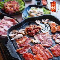 5 Tempat BBQ Murah dan Enak Ini Tawarkan Harga Rp 99.000!