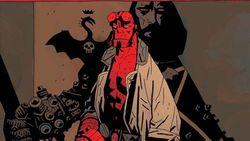 Cerita Hellboy Berlanjut ke Komik Pendek