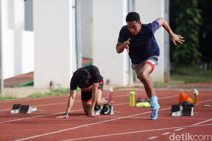 Kejuaraan Asia Atletik 2019 itu digelar mulai 21-24 April di Doha.