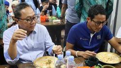 Hobi Kulineran, Zulkifli Hasan Pilih Makan Bareng Istri hingga Sandiaga Uno