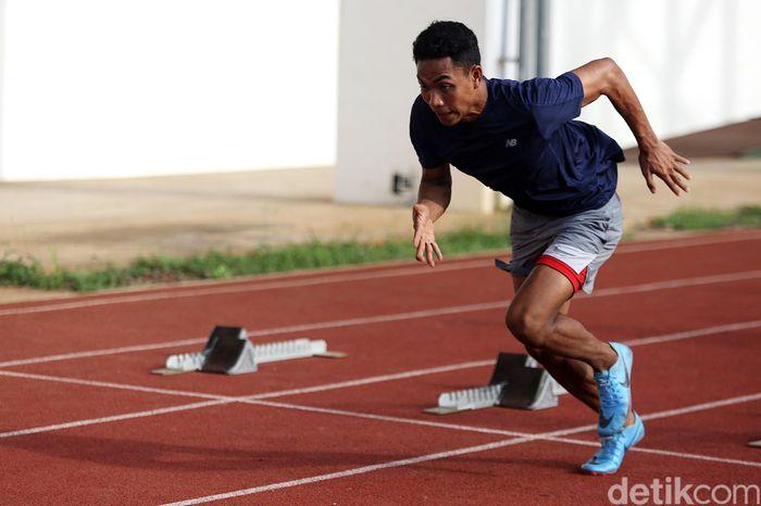 Tim lari estafet 4x100 meter putra bertekad memperbaiki hasil dari Kejuaraan Atletik Singapura Terbuka 2019 di Kejuaraan Asia di Doha. Mereka berfokus memperbaiki posisi di start block.