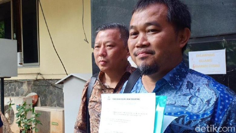Permohonan Diterima LPSK, Pengacara Lasmi Lapor ke Satgas Antimafia Bola