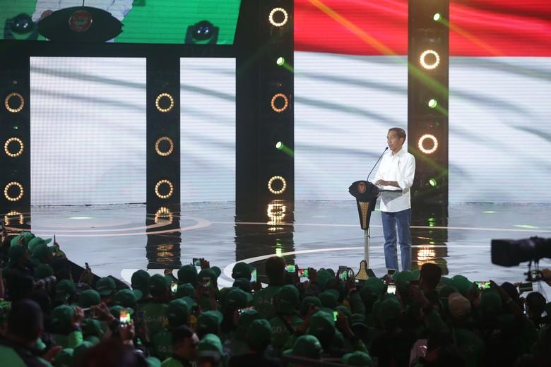 Jokowi: Sudah Saatnya Startup Indonesia Mendunia Seperti Go-Jek