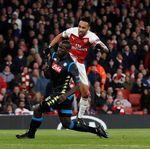 Jangan Ragu Serang Napoli, Arsenal