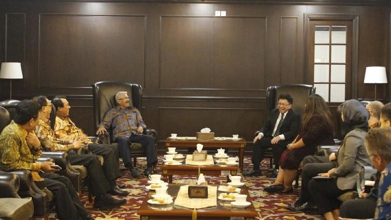 Ketua MA Malaysia Kaget Rekrutmen Hakim Agung RI: Seperti Cari Malaikat
