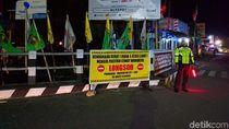 Jalur Ponorogo-Pacitan Ambles, Kendaraan Berat Dialihkan Lewat Wonogiri