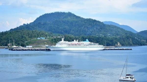 Sabang di Aceh patut jadi pilihan liburan. Gaji Rp 8 juta bisa untuk liburan 6 hari 5 malam termasuk tiket pesawat, kapal cepat, hotel, snorkeling dan jalan-jalan di Banda Aceh (dok. Pemkot Sabang)