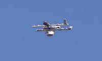 Keren! Penduduk Wilayah Ini Punya Layanan Antar Makan Via Drone