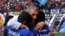 Arema FC dan Deretan Pemain Peraih Dua Gelar Piala Presiden