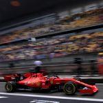 Vettel Puncaki Sesi Latihan Bebas Pertama GP China