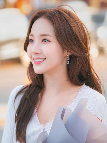 Park Min Young di Her Private Life