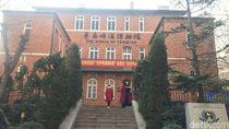 Foto: Mengintip Pabrik Bir Pertama di China